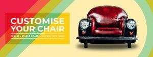 Customise your Classic Mini Cooper Armchair - Mini-Retro